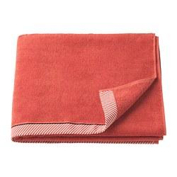 VIKFJÄRD - Handuk mandi, merah