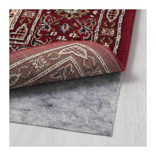 VALBY RUTA karpet, bulu tipis