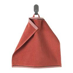 VIKFJÄRD - Handuk kecil, merah