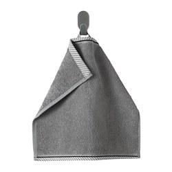 VIKFJÄRD - Handuk kecil, abu-abu