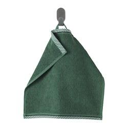 VIKFJÄRD - Handuk kecil, hijau