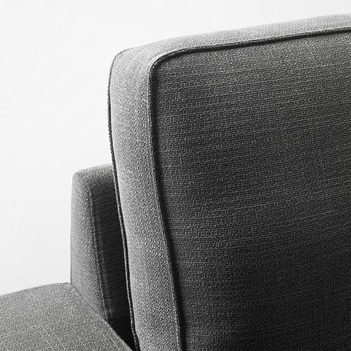 KIVIK - sofa 2 dudukan, Hillared antrasit | IKEA Indonesia - PE625075_S4