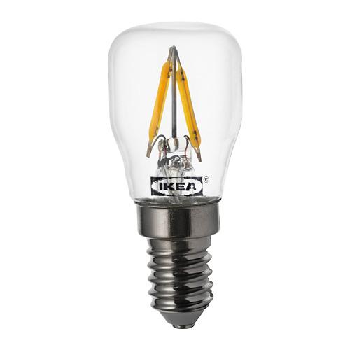 RYET Bohlam LED sign E14 80 lumen