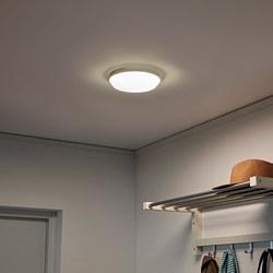 NÄVLINGE - Lampu plafon LED, putih
