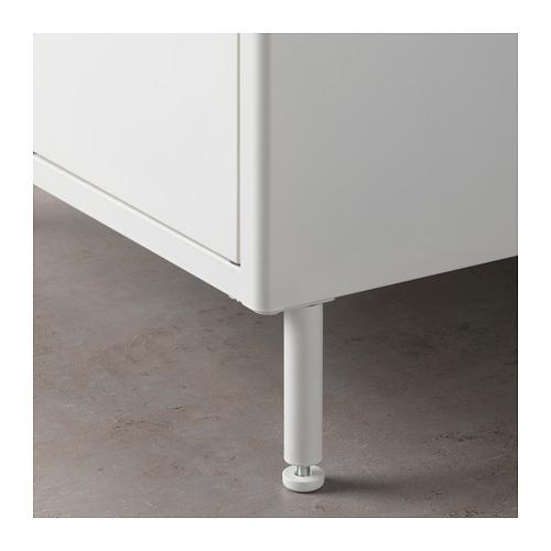 TÄLLEVIKEN/DYNAN kabinet wastafel 2 pintu