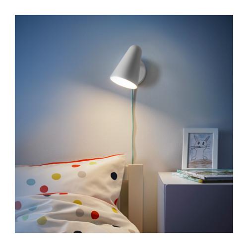 FUBBLA lampu dinding LED