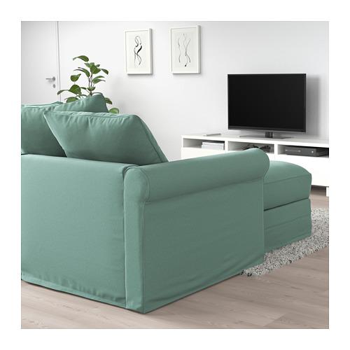 GRÖNLID sofa tempat tidur 3 dudukan