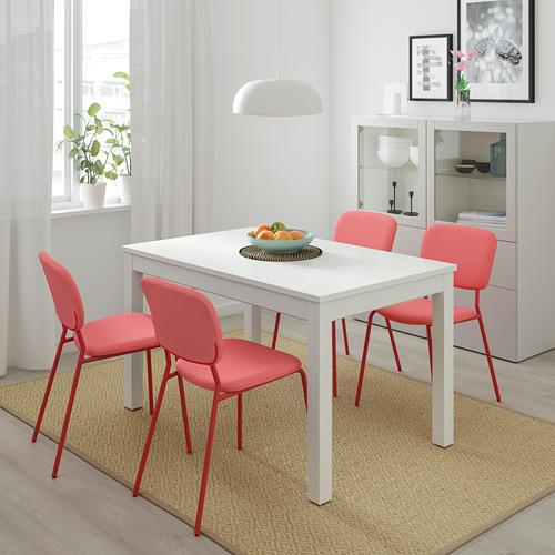 KARLJAN/LANEBERG meja dan 4 kursi