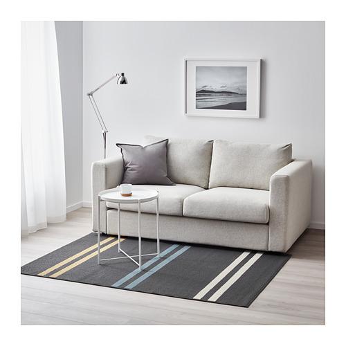 SKELDE karpet, bulu tipis