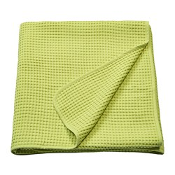 VÅRELD - Bedspread, light green