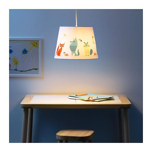 JÄTTENDAL kap lampu