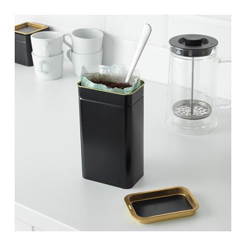 BLOMNING kaleng kopi/teh