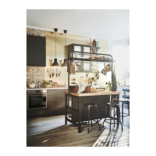 VADHOLMA meja tengah dapur