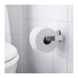 BROGRUND - Tempat tisu toilet, baja tahan karat