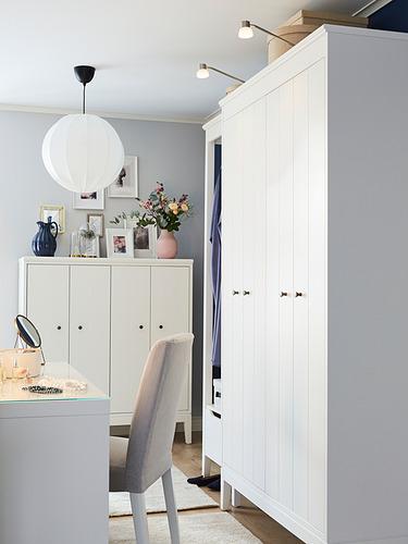 LINDSHULT - lampu kabinet LED, dilapisi nikel | IKEA Indonesia - PH176180_S4