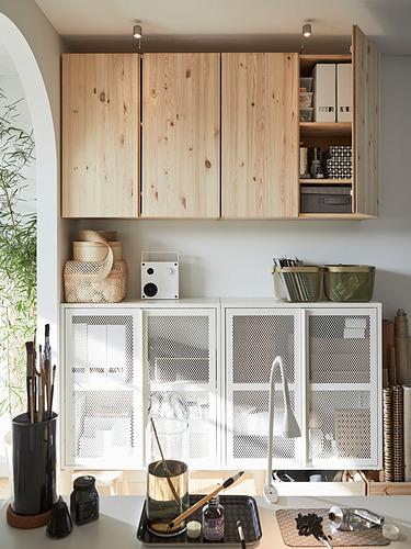 URSHULT - lampu kabinet LED, dilapisi nikel   IKEA Indonesia - PH176809_S4