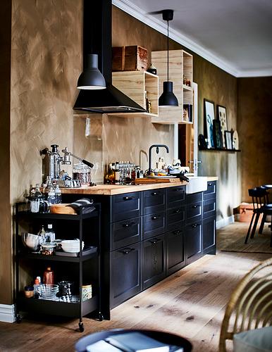 SKURUP - lampu gantung, hitam, 19 cm | IKEA Indonesia - PH170814_S4
