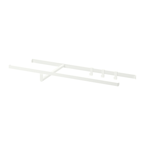 HJÄLPA - rel gantungan, putih, 80x40 cm   IKEA Indonesia - PE776001_S4