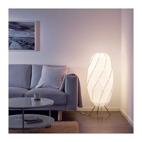 SJÖPENNA lampu lantai
