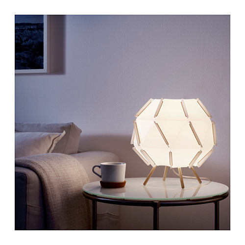 SJÖPENNA table lamp