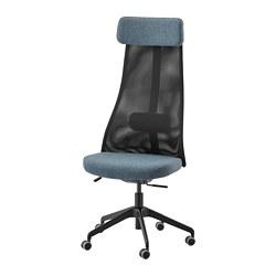 JÄRVFJÄLLET - Office chair, Gunnared blue