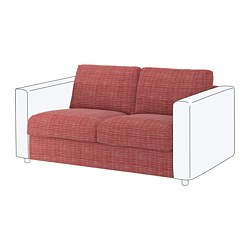 VIMLE - 2-seat section, Dalstorp multicolour