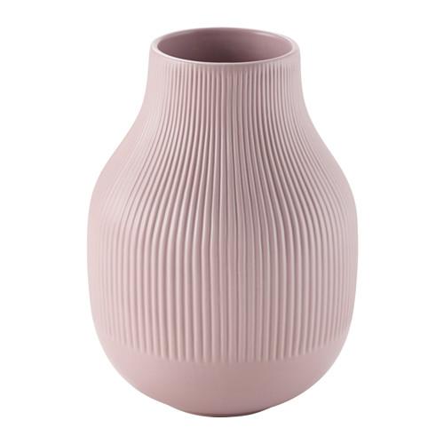 GRADVIS - vase, pink, 21 cm | IKEA Indonesia - PE644685_S4