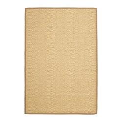 VISTOFT - Karpet, anyaman datar, alami