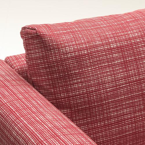 VIMLE sofa sudut, 4 dudukan