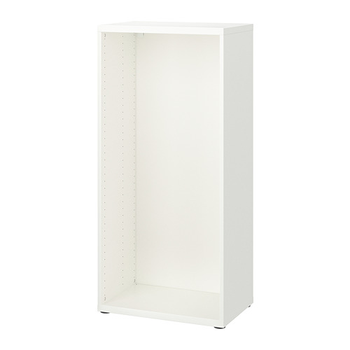 BESTÅ - rangka, putih, 60x40x128 cm   IKEA Indonesia - PE692079_S4