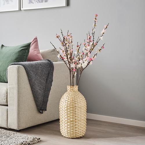 KAFFEBÖNA - vas dekorasi, bambu, 45 cm | IKEA Indonesia - PE734902_S4