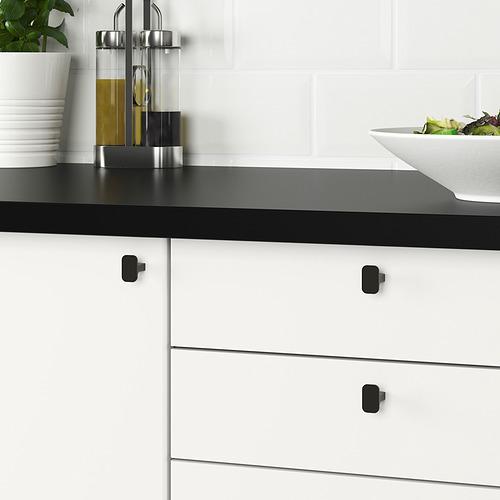HACKÅS - kenop, antrasit, 15 mm | IKEA Indonesia - PE833881_S4