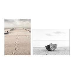 PJÄTTERYD - PJÄTTERYD, gambar, Beach photography, 50x70 cm