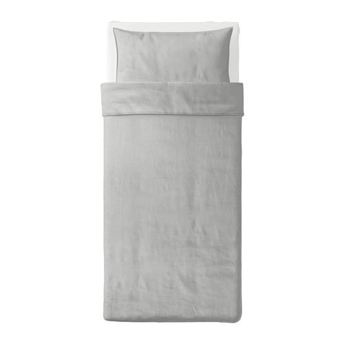 BERGPALM sarung quilt dan sarung bantal