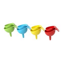 CHOSIGT - Corong, set isi 2, aneka warna