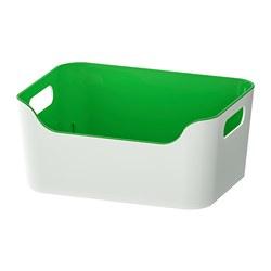VARIERA - VARIERA, kotak, hijau, 24x17 cm