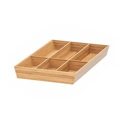 VARIERA - Baki peralatan makan, bambu