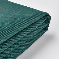EKTORP - Cover for armchair, Totebo dark turquoise