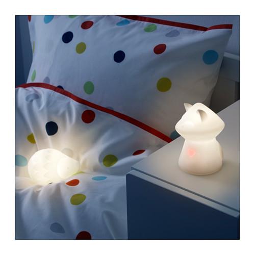 LURIGA lampu tidur LED