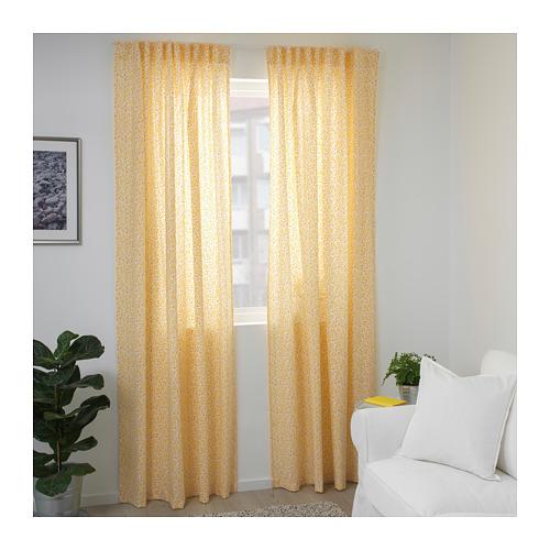 DORTHEA curtains, 1 pair