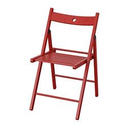 TERJE - Kursi lipat, merah