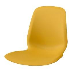LEIFARNE - Rangka tempat duduk, kuning tua