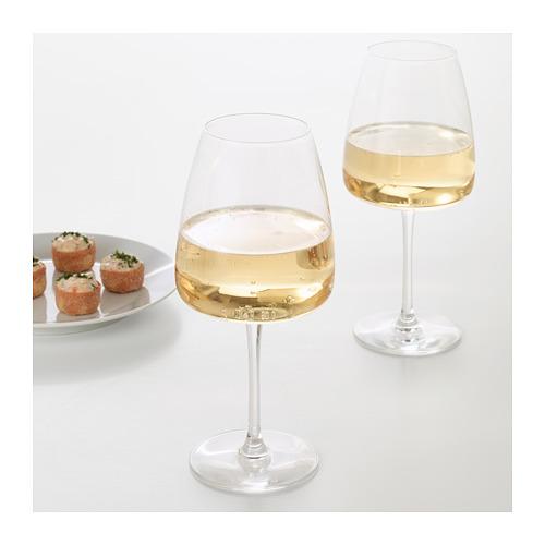 DYRGRIP gelas anggur merah