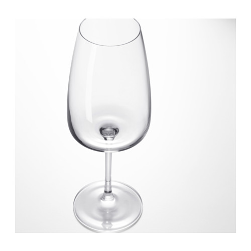 DYRGRIP gelas anggur putih