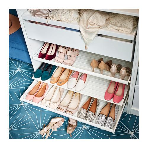 KOMPLEMENT rak sepatu tarik