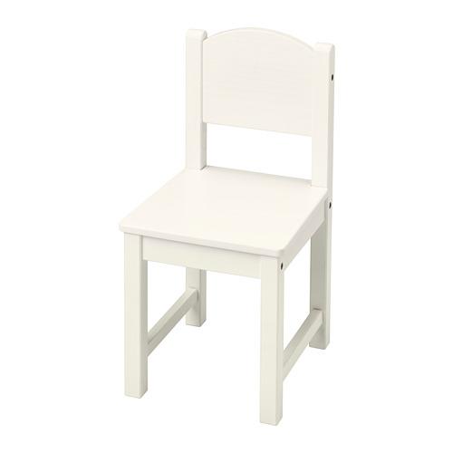 SUNDVIK - children's chair, white | IKEA Indonesia - PE735932_S4