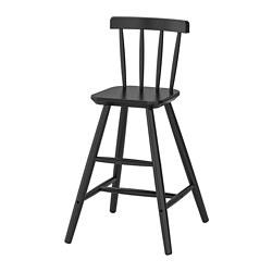 AGAM - Junior chair, black