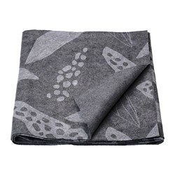 OMBYTE - Protective moving blanket, black/white