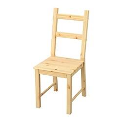 IVAR - Kursi, kayu pinus