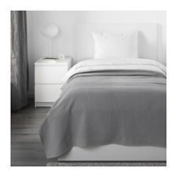 INDIRA - Bedspread, grey